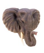 Noble Elephant Large 11 inch Wall Decor - $33.00