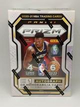 2020-21 Panini NBA Prizm  Basketball Blaster Box  - $188.09