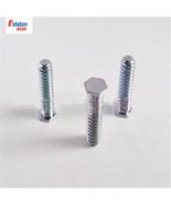 1000pcs NFHS-M3-8 Hexagonal Head Studs Pcb Sheet Metal Stud Rivets PEM Standard - $88.90