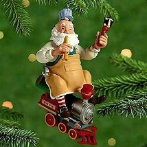 Hallmark Keepsake Ornament Toymaker Santa 1st in Series 2000 - $19.99