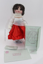 """Marie Osmond """"Adora Belle Gallito"""" Dancing With The Stars Porcelain Doll... - $60.00"""