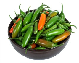 Pepper Early Hot Jalapeno Non GMO Heirloom Vegetable 25 Seeds - $1.77