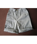 Cherokee Size 4 toddler Khaki Shorts  - $4.00
