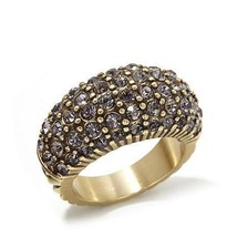 Heidi Daus Jewelry Hugs from Heidi Crystal Band Ring size 8 - $24.75