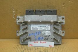 16-19 Ford Fiesta Engine Control Unit ECU KA6A12A650AD Module 320-8a4 - $127.99