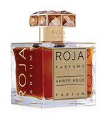 AMBER AOUD by ROJA DOVE 5ml Travel Spray Saffron Orris Civet Ambergris P... - $32.00