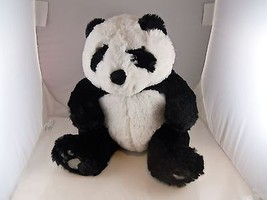 "Kohl's Cares for Kids Panda Bear Plush 10 1/2 "" Excellent clean soft con... - $12.86"