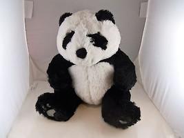 "Kohl's Cares for Kids Panda Bear Plush 10 1/2 "" Excellent clean soft con... - $12.86"