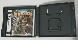 Madagascar (Nintendo DS, 2004) Case & Manual Only - $2.24