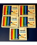 Cray-Pas Colors Spectrum Set Of 12- Vintage Sakura ~Made In Japan~ lot o... - $34.65
