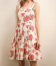 SoieBlu Floral Dress, Floral Print Dress, SoieBlu Dress