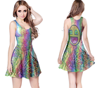 Dmt smiley psychedelic reversible dress thumb155 crop