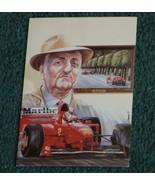 FORMULA 1 Maranello 1947 Franco Ferrari + 97 Schumacher F310B Postcard L... - $9.99