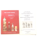Stein Book Kirsner Mettlach Other Steins collecting priced & auction ca... - $65.00