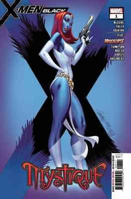 X-Men Black Mystique #1 NM First Print