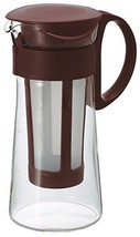 "Hario""Mizudashi"" Cold Brew Coffee Pot, 600ml, Brown - $20.57"