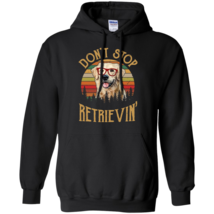 Dog Don't Stop Retrievin' Vintage G185 Gildan Pullover Hoodie 8 oz. - $29.50+