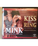 Audio CD Recorded Books,  Kiss the Ring Meesha Mink Narrated by Honey Jones - $9.90