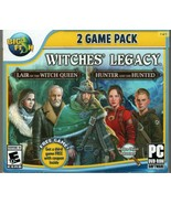 Witches Legacy LAIR OF THE WITCH QUEEN + HUNTER & THE HUNTED Hidden Obje... - $14.95
