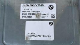 BMW 335i N54 ECU ECM DME CAS3 Ignition Switch Fob SET - Turbo Auto image 9