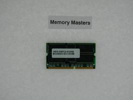 MEM-MSFC2-512MB Approved Memory for Cisco 6000/6500 MSFC2