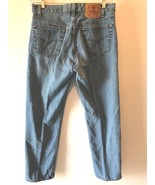 Vintage Levis 501 Jeans Mens size 34x30 actual 33x30 Button Fly made in ... - $39.95