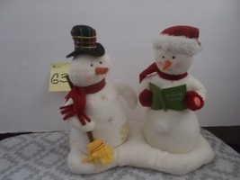 "Hallmark Jingles ""We Wish You a Merry Christmas"" Couple - $19.99"