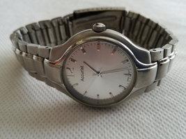 vintage watch / gift for him / vintage wrist watch / vintage  Accurist Watch / w image 2