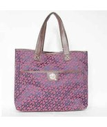 Tommy Hilfiger Red and Blue Tote Shopper - $31.99