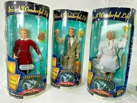 Vintage Its A Wonderful Life Dolls -Limited Edition 1997 Numbered - Comp... - $118.80