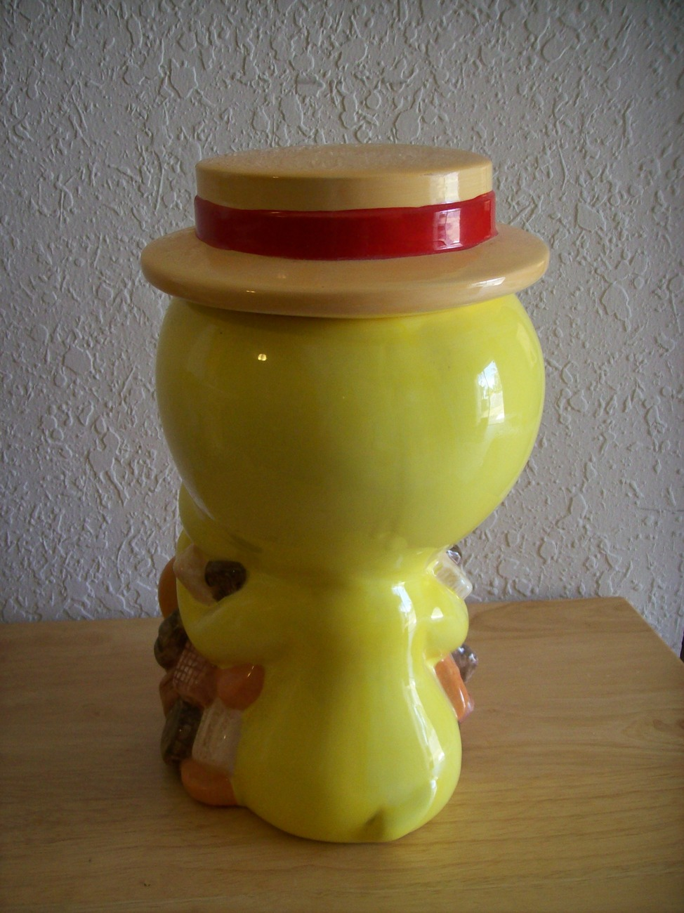1993 Looney Tunes Tweety Cookie Jar
