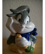 1993 Looney Tunes Bugs Bunny Cookie Jar  - $75.00