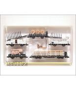 TRIX MINITRIX N 15143 Bavarian K.Bay.Sts.B Freight Cars 2001 - $309.50