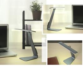 Ultrathin Desk Lamp LED 3 Mode Dimming Touch Switch Folding USB Built in... - $33.24