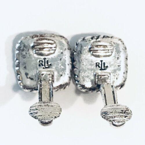 Vintage Ralph Lauren Clip On Earrings