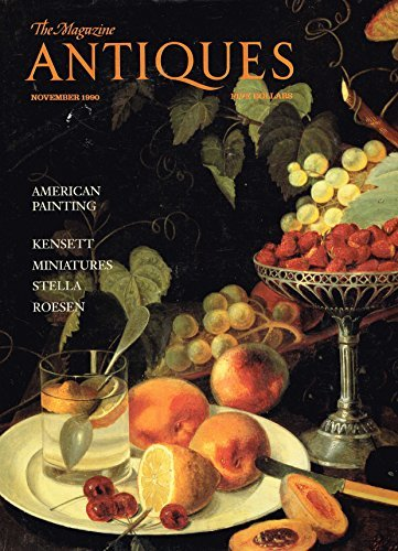 Primary image for The Magazine Antiques - November 1990 (ANTIQUES PERIODICAL) [Paperback] Garrett,
