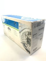 HP LaserJet Q5949X New In Box! OEM Genuine Black Laser Toner Cartridge - $48.13