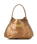 Bronze Signature A Club Tote Handbag Mint - $20.00