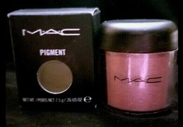 MAC Cosmetics Pigment APRICOT PINK Loose Shimmer Powder .26 oz / 7.5 g L... - $34.65