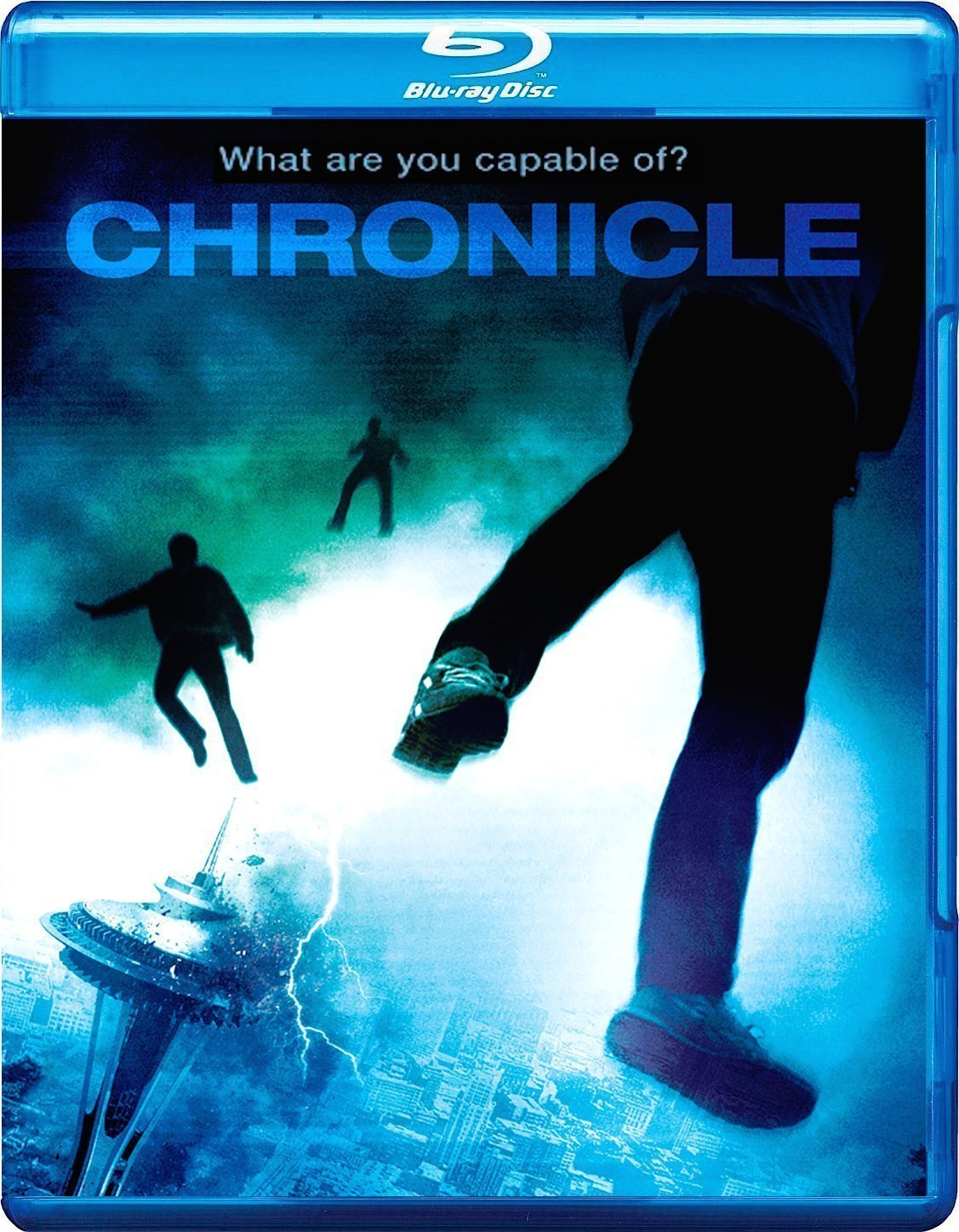 Chronicle (Blu-ray/DVD, 2012)