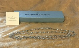 "Swarovski Touchstone Crystal Chanelle Necklace - Aurore Boreale - 36"" - ... - $51.65"