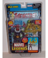 2006 Marvel Legends Baron Zemo Figure & Comic New In The Package - $17.99