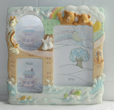 Noahs Ark  By Harvest Moon 3D Resin Photo Picture Frame - $29.57