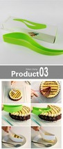 cake knife tool One cut the cake blade cutter blade is the bread and but... - $9.46