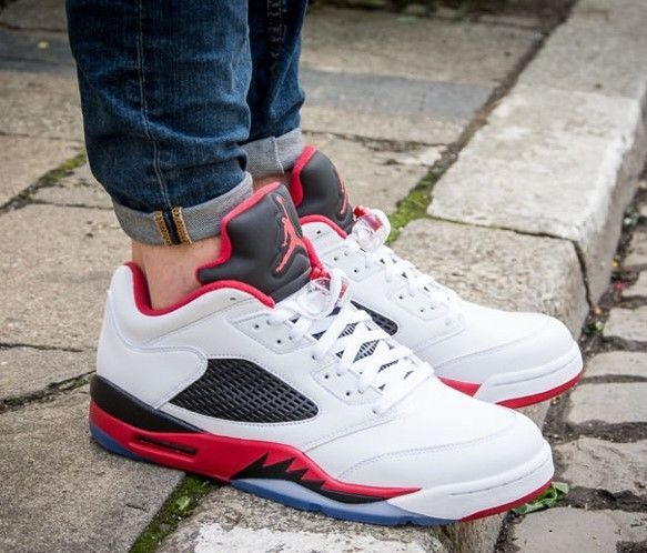 quality design 7ae78 69971 New Nike Air Jordan 5 Retro Low Gs Sz  and 50 similar items. S l1600