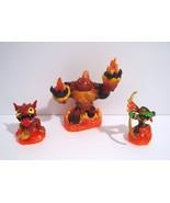 Hot Head HOT DOG FlameSlinger Skylanders FIRE Giants Wii Xbox Playstation - $17.95