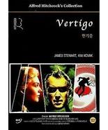 Vertigo (1958) Alfred Hitchcock DVD MOVIE GIFT NEW SEALED FREE SHIPPING - $19.91