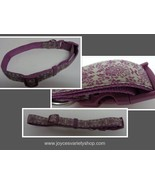 "Purple Designer Fashion Nylon 26"" Dog Collar NWT - $9.99"