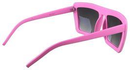 NEW Quay Eyeware Australia 1414 Matte Pink Silver Studs 100% UV Sunglasses image 3