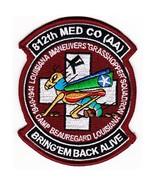 US Army 812Th Aviation Medical Company Air Ambulance Dustoff Patch - $11.87